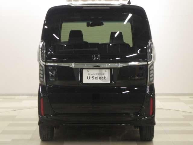 G・EXターボホンダセンシング 8インチナビ 大型R席TV ブラックグリル(3枚目)