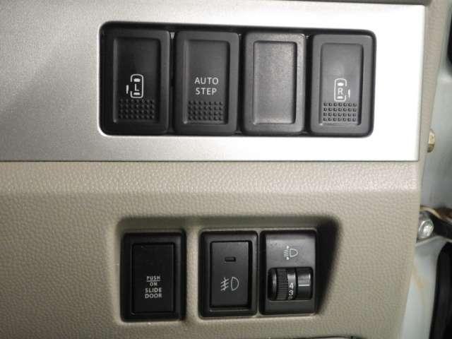 PZターボスペシャル クラリオンナビ 両電動ドア ETC AC ターボ パワステ キ-レス(7枚目)