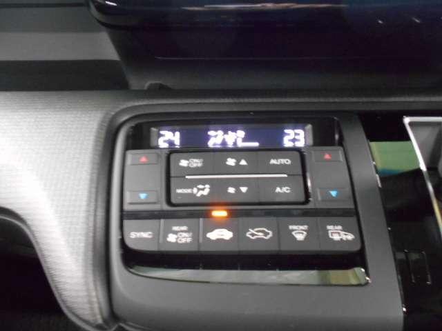 スパーダ ホンダセンシング FOPナビ リアカメラ Hセンシング AW ナビTV オートエアコン Bカメ 1オーナー 禁煙 LEDライト クルコン キーレス ETC フルセグ メモリーナビ スマートキー 3列シート DVD CD(12枚目)