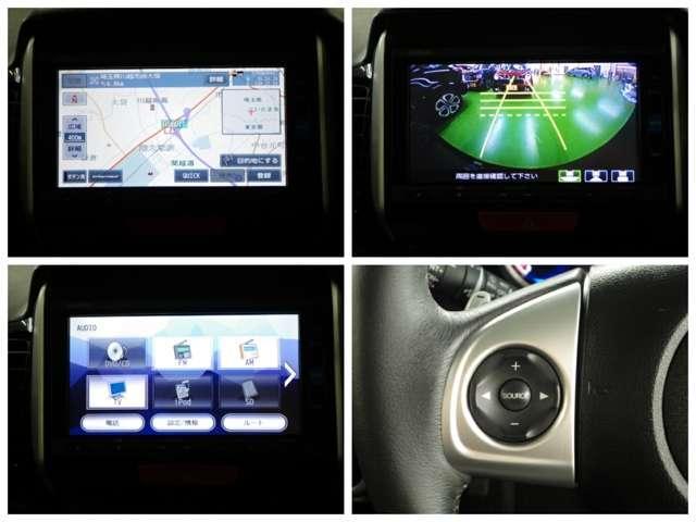 G・ターボLパッケージ ナビ Rカメラ 両側電動 15inアルミ CTBA 両側パワードア ワンオーナ ABS アルミ メモリナビ 禁煙車 DVD リヤカメラ クルコン スマートキー フルセグ HID ETC ターボ SRS(2枚目)