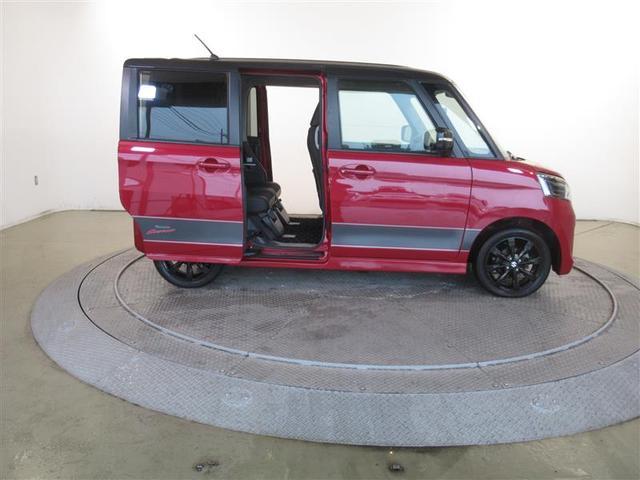 スズキ スペーシアカスタム XSリミテッド  両側電動スライドドア