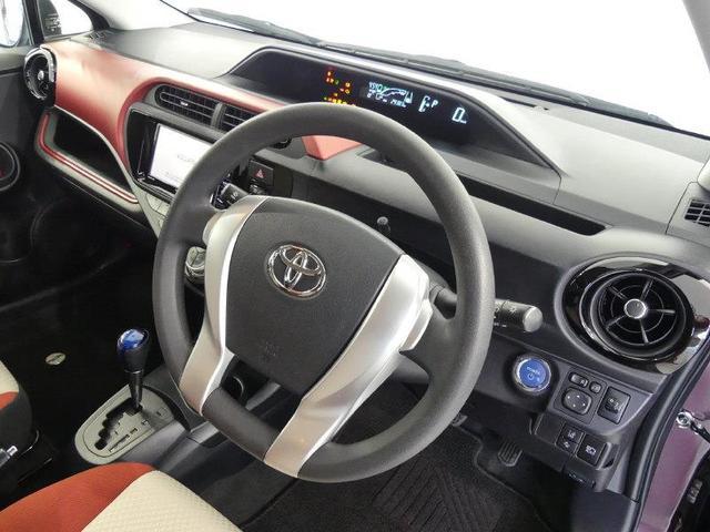 「トヨタ」「アクア」「コンパクトカー」「千葉県」の中古車7