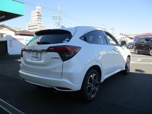 新車拠点にて展示していた車両を登録した、登録済未使用車です。グレードはハイブリッドZホンダセンシングです。ぜひご覧ください。