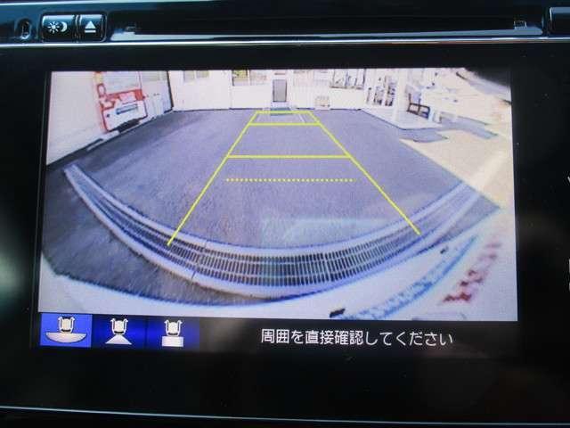 ハイブリッドX FOPナビ リアカメラ ETC(4枚目)