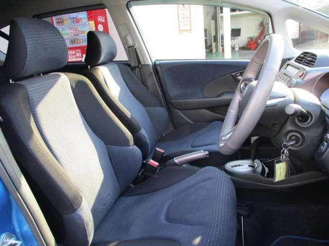 1列目シートです。足元までゆったりとご乗車いただけます!