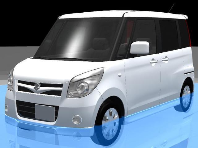 G レーダーサポートブレーキ/シートヒーター/プッシュスタート/アイドリングストップ/オートエアコン/ スマートキー(6枚目)