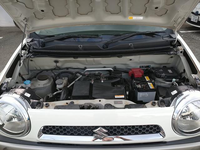 G レーダーサポートブレーキ/シートヒーター/プッシュスタート/アイドリングストップ/オートエアコン/ スマートキー(18枚目)