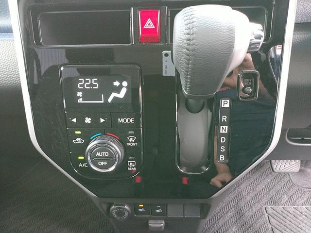 カスタムG 純正ナビ・地デジTV Bluetooth 左右パワースライドドア クルーズコントロール オートライト LEDヘッドライト アイドリングストップ 電動格納ドアミラー(16枚目)