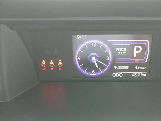 カスタムG 純正ナビ・地デジTV Bluetooth 左右パワースライドドア クルーズコントロール オートライト LEDヘッドライト アイドリングストップ 電動格納ドアミラー(25枚目)