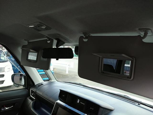カスタムG 純正ナビ・地デジTV Bluetooth 左右パワースライドドア クルーズコントロール オートライト LEDヘッドライト アイドリングストップ 電動格納ドアミラー(41枚目)