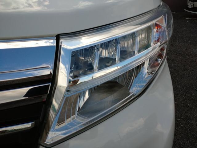 カスタムG 純正ナビ・地デジTV Bluetooth 左右パワースライドドア クルーズコントロール オートライト LEDヘッドライト アイドリングストップ 電動格納ドアミラー(49枚目)