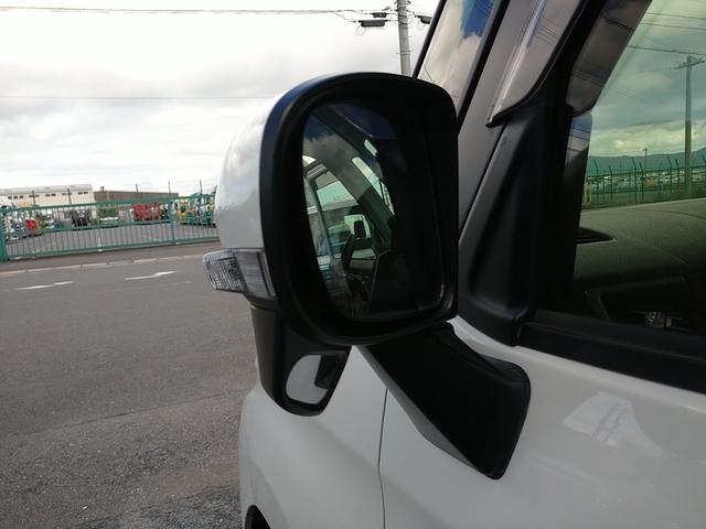 カスタムG 純正ナビ・地デジTV Bluetooth 左右パワースライドドア クルーズコントロール オートライト LEDヘッドライト アイドリングストップ 電動格納ドアミラー(50枚目)