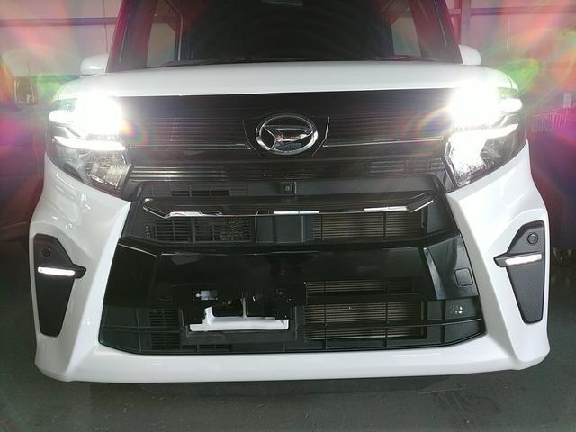 カスタムX レーダーサポートブレーキ 全方位カメラ バックモニター 左右電動スライドドア ウェルカムオープン予約 LEDヘッドライト LEDフォグライト シートヒーター オート格納サイドミラー(47枚目)