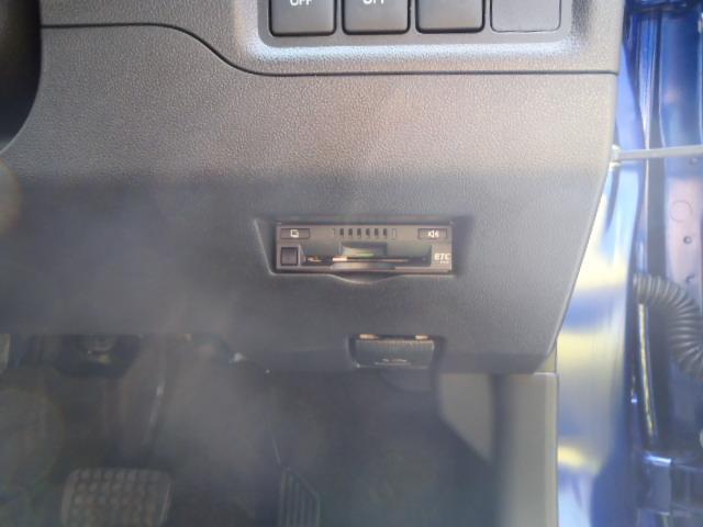 ビルトインモデルETC車載器