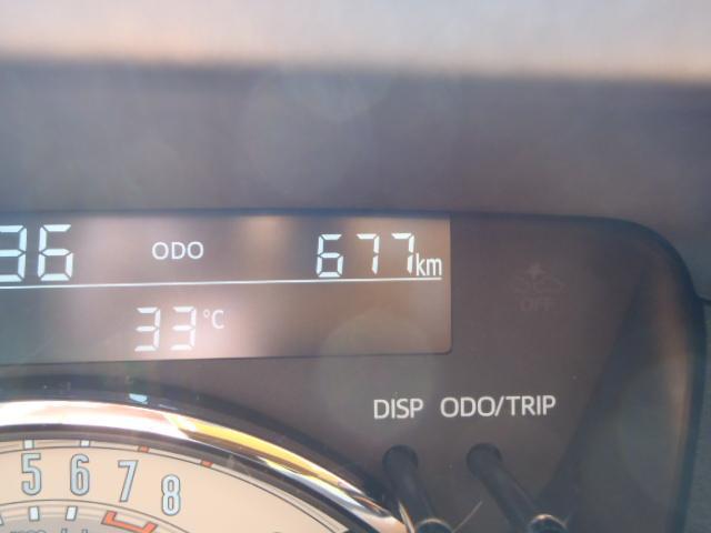 走行距離・車検日R4年1月22日まで