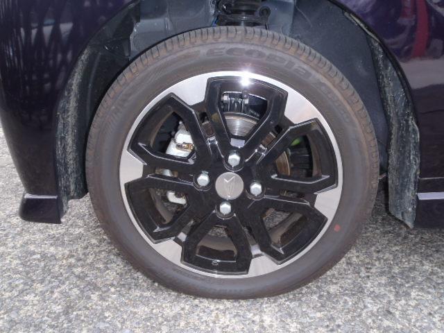 ダイハツ ムーヴ カスタム RS ハイパーSAII アップグレード