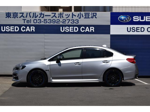 「スバル」「WRX S4」「セダン」「東京都」の中古車3