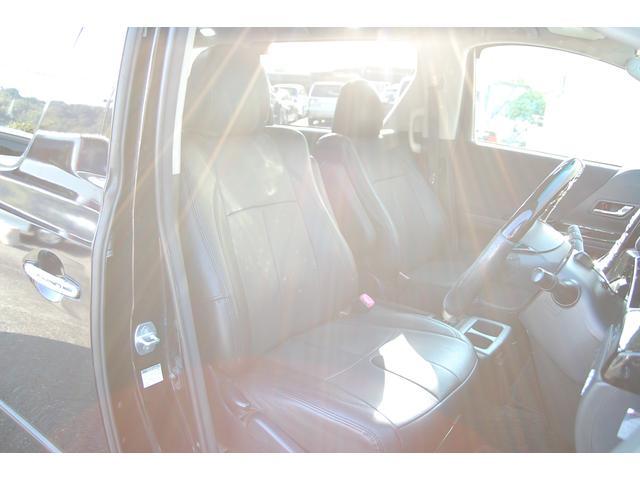 トヨタ ヴェルファイア 2.4Z純正HDDナビ エアサス公認 20AW 両側Pドア