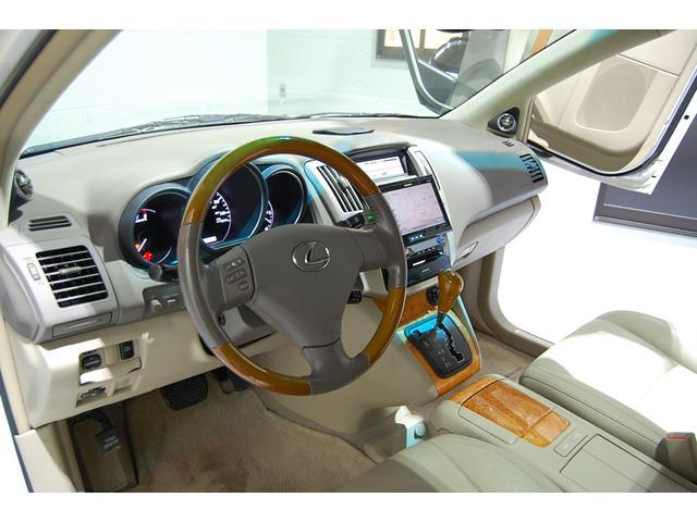レクサス レクサス RX330 ベースグレード 本革 SR Fガルウイング HDDナビ