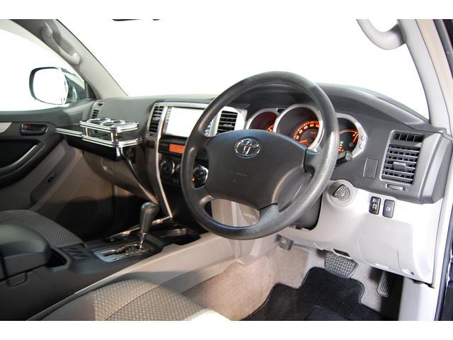 トヨタ ハイラックスサーフ SSR-Xリミテッド後期 HDDナビ リフトアップ 4WD