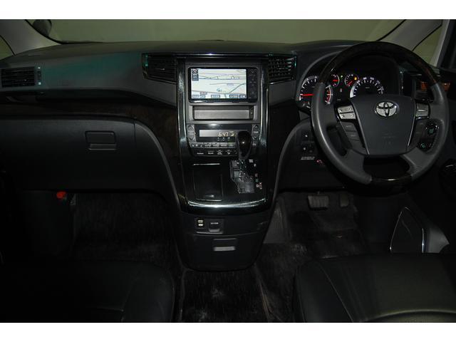 トヨタ ヴェルファイア 2.4Z アドミレーションエアロ 両側パワスラ 20AW