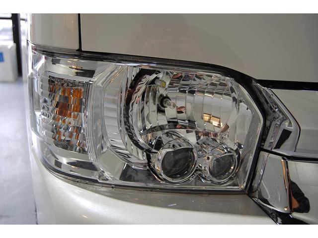 トヨタ ハイエースワゴン GLトヨタ特別架装車 2列3列キャプテン 両側スライド 5D