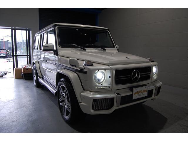 「メルセデスベンツ」「Gクラス」「SUV・クロカン」「神奈川県」の中古車3