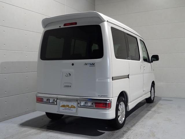 「ダイハツ」「アトレーワゴン」「コンパクトカー」「神奈川県」の中古車2