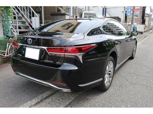「レクサス」「LS」「セダン」「神奈川県」の中古車3