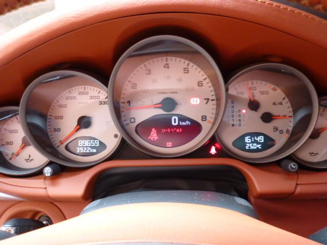 ポルシェ ポルシェ 911カレラ4SスポーツクロノパッケージPASMサンルーフ