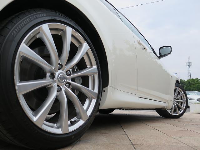 日産 スカイライン 370GT タイプS 7AT ワンオーナー 純正HDDナビ