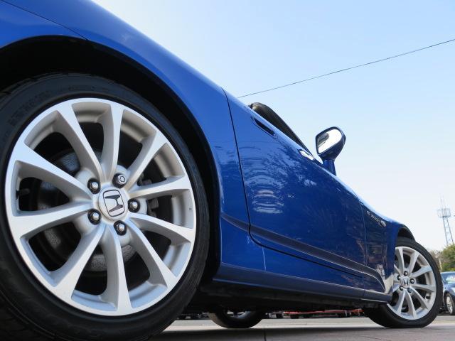 ホンダ S2000 ベースグレード 幌新品 革 電動オープン