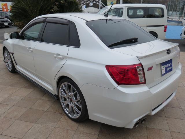 スバル インプレッサ S206 300台限定車 HDDナビ ETC RECARO