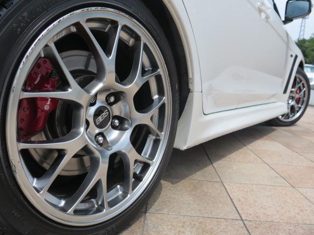 三菱 ランサー GSRエボリューションX 1オーナー BBSアルミ 車高調