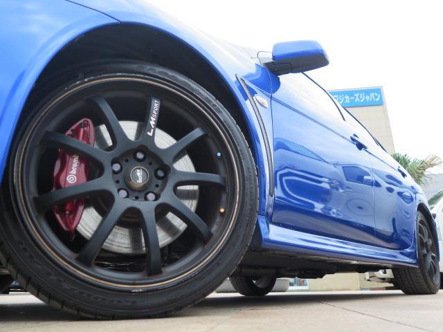 三菱 ランサー GSRエボリューションX ワンオーナー ラリーアートマフラー