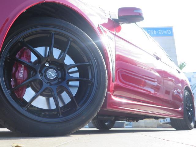 三菱 ランサー GSRエボリューションX ワンオーナー エンケイ18インチ