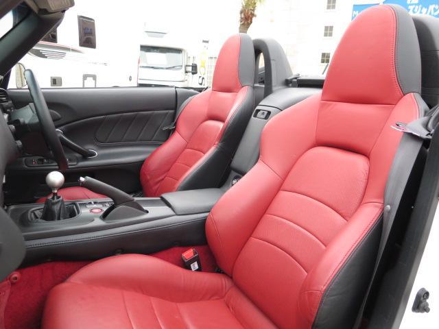 ホンダ S2000 タイプS ワンオーナー 本革シート キーレス 純正エアロ