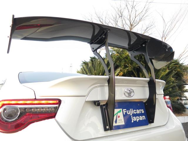 GT 1オーナー モデリスタエアロ レボリューションウイング(15枚目)