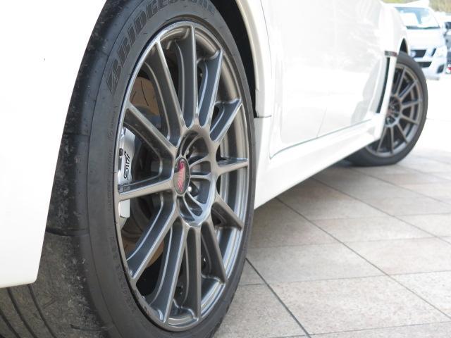 R205 400台限定車 HDD ブレンボ STI18インチ(17枚目)