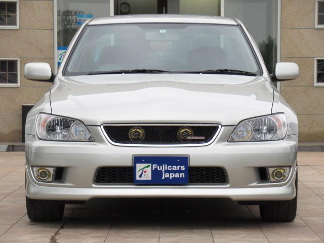 RS200 リミテッド 後期 6速MT  純正エアロ 純正17インチアルミ 純正マフラー HIDヘッドライト 社外CDデッキ キーレス(4枚目)
