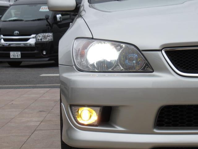 RS200 リミテッド 後期 6速MT  純正エアロ 純正17インチアルミ 純正マフラー HIDヘッドライト 社外CDデッキ キーレス(16枚目)