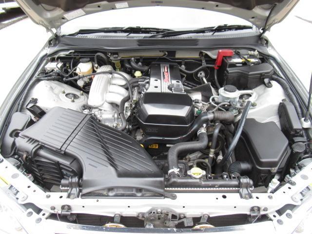 RS200 リミテッド 後期 6速MT  純正エアロ 純正17インチアルミ 純正マフラー HIDヘッドライト 社外CDデッキ キーレス(20枚目)