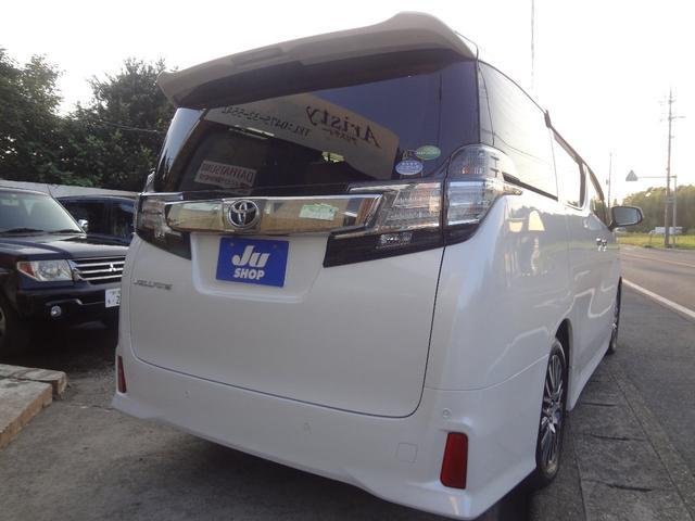 「トヨタ」「ヴェルファイア」「ミニバン・ワンボックス」「千葉県」の中古車8