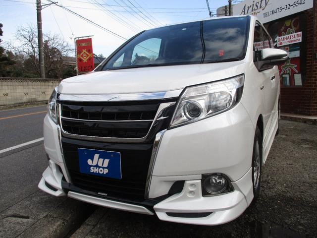 「トヨタ」「エスクァイア」「ミニバン・ワンボックス」「千葉県」の中古車62