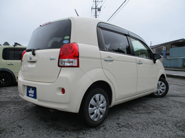 「トヨタ」「ポルテ」「ミニバン・ワンボックス」「千葉県」の中古車4