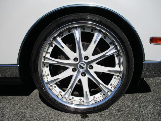 標準仕様車 デュアルEMVパッケージ パールホワイトオールペン・エアサス・20インチアルミ・電動格納ミラー(50枚目)