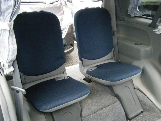 トヨタ シエンタ X キーレス 記録簿 3列シート HDDナビ フルフラット