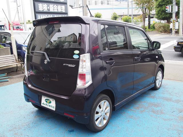 「スズキ」「ワゴンRスティングレー」「コンパクトカー」「神奈川県」の中古車33