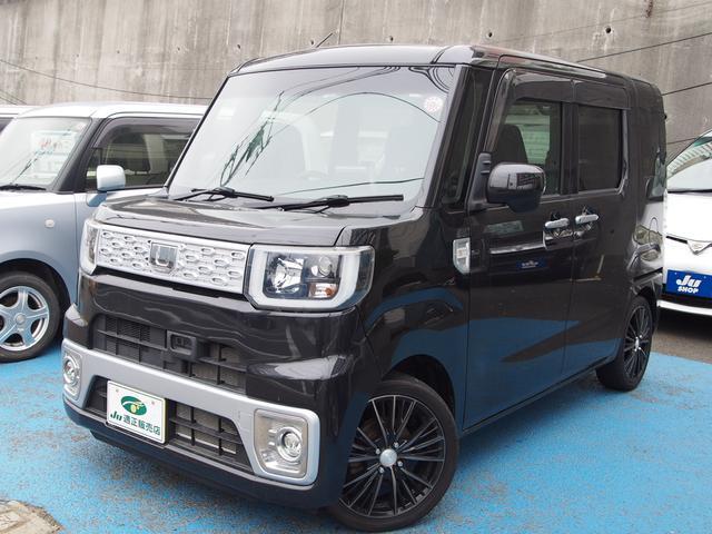 「ダイハツ」「ウェイク」「コンパクトカー」「神奈川県」の中古車64