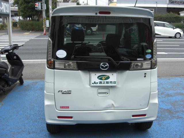 「マツダ」「フレアワゴンカスタムスタイル」「コンパクトカー」「神奈川県」の中古車3